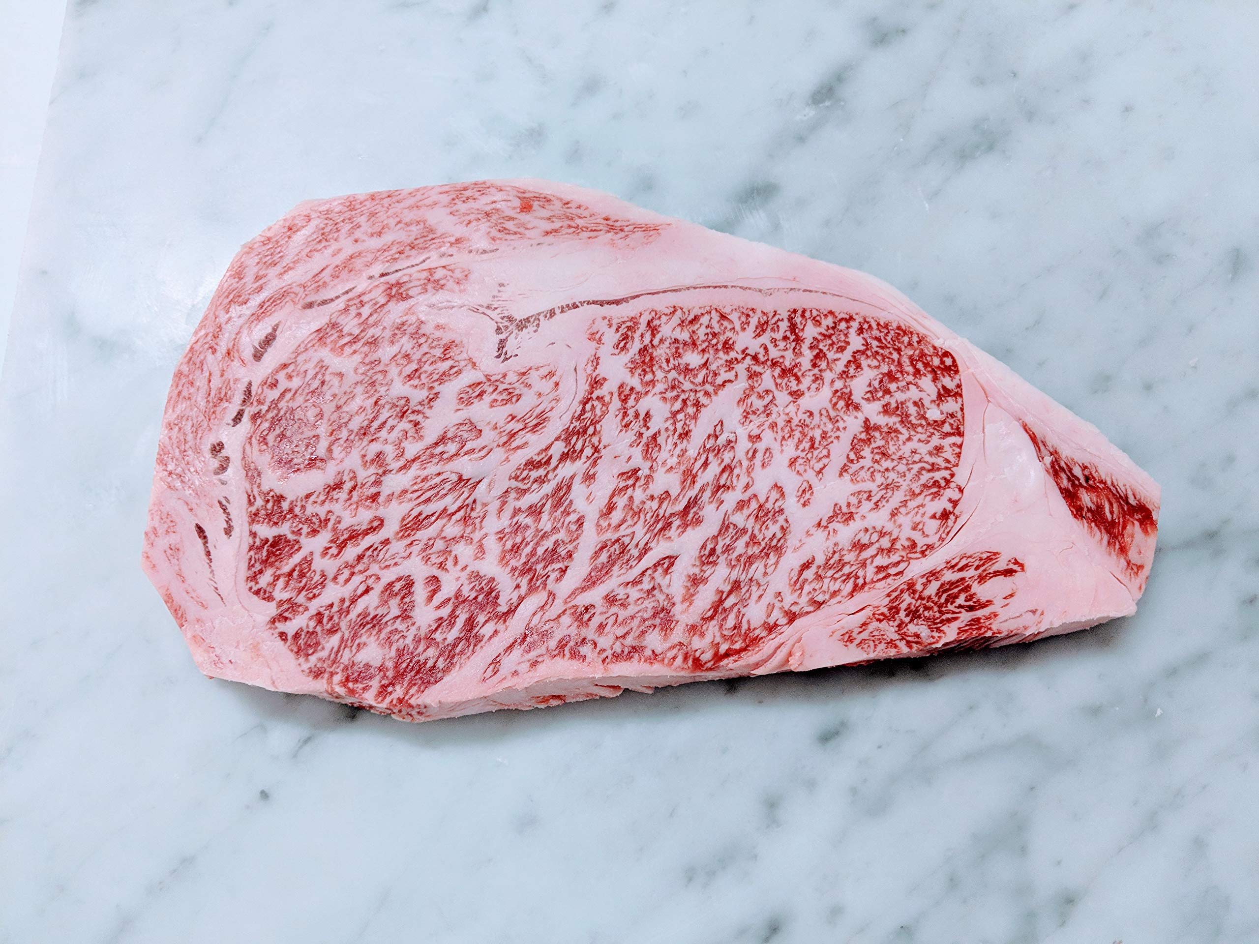 Holy Grail Steak Company, A5 Grade, Genuine Kobe Ribeye, Japanese Wagyu Beef (13-15 oz.) by Holy Grail Steak Company (Image #2)