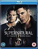 Supernatural - Season 7 Complete (Blu-ray + UV Copy) [2012] [Region Free]