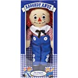 """Raggedy Andy 14"""" Raggedy Andy 100th Anniversary Doll"""
