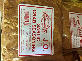 product image for J.O. Garlic Crab Seasoning J O Maryland 8oz USA