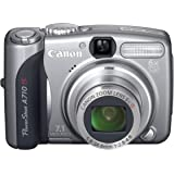 Canon PowerShot A710 IS 7.1MP Digital Camera with 6x Image-Stabilized Optical Zoom