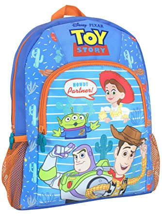 Disney Kids Toy Story Backpack  Amazon.co.uk  Clothing 3fa939d965d28