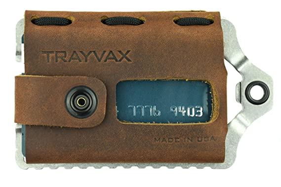 Trayvax Element - Cartera, Marrón (Mississippi Mud), Talla única: Amazon.es: Ropa y accesorios