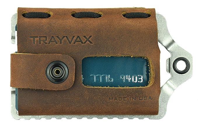 3b6c6efef Trayvax Element - Cartera, Marrón (Mississippi Mud), Talla única ...
