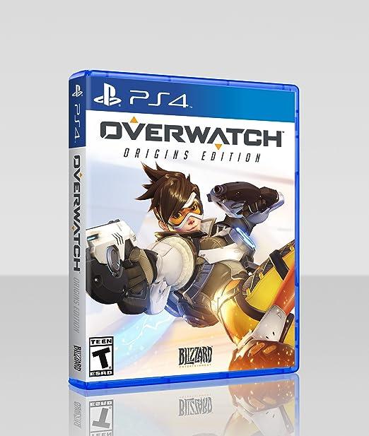 Overwatch - Origins Edition - PlayStation 4 by Blizzard Entertainment: Amazon.es: Videojuegos