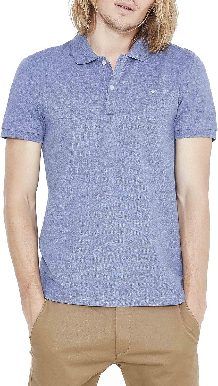 Celio Geslim Camisa de Polo para Hombre: Amazon.es: Ropa y accesorios
