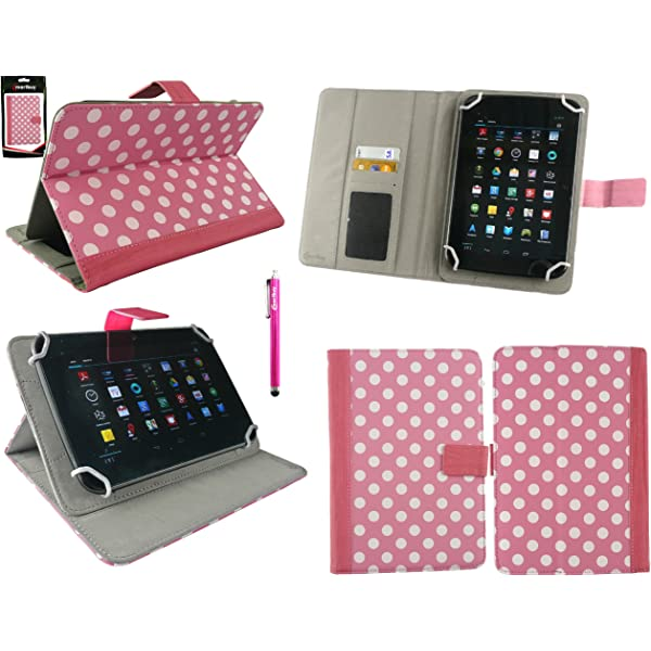 Emartbuy® Bq Edison 3 Mini 8 Inch Tablet Universal Range ...