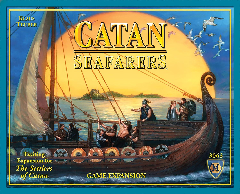 世界の カタンの航海者たち CATAN/ CATAN/ - - Seafarers B000W7G78A, 家具と雑貨のMobilier-モビリエ-:4fc2b7d7 --- arianechie.dominiotemporario.com
