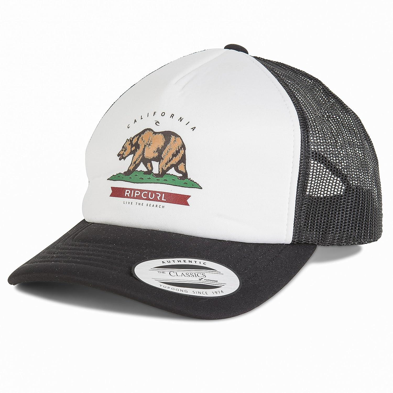 RIP CURL Cali Cap - Gorra para Hombre, Color Blanco, Talla única ...