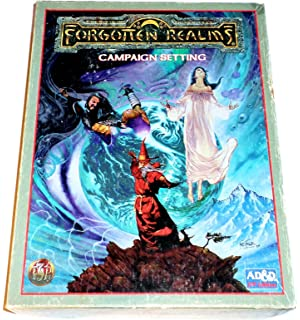 Forgotten Realms Campaign Setting Boxed Set