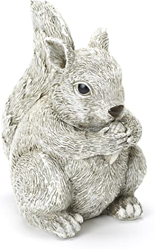 Roman,Inc 10285 Squirrel Figure Garden Statue