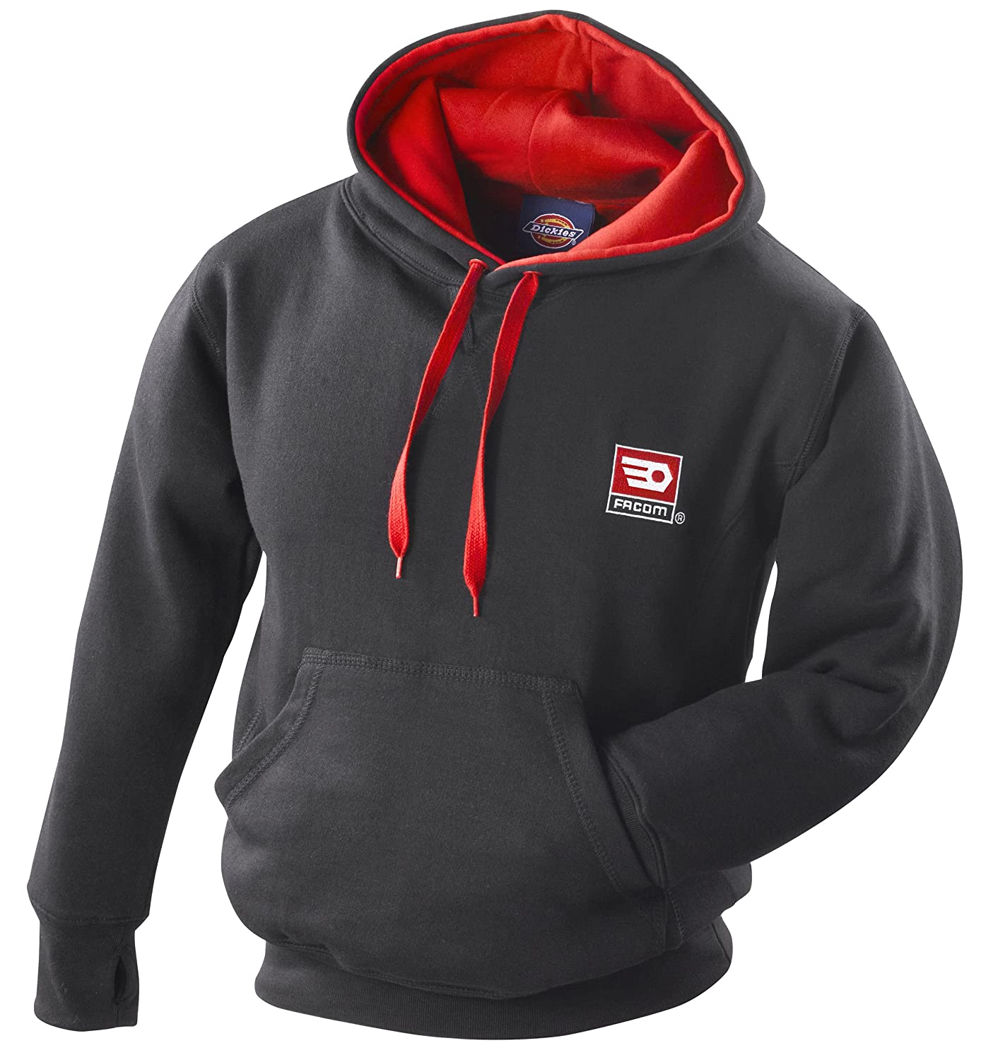 Facom SN.HOODY-S Sweat à capuche en Polyester/Coton Taille S