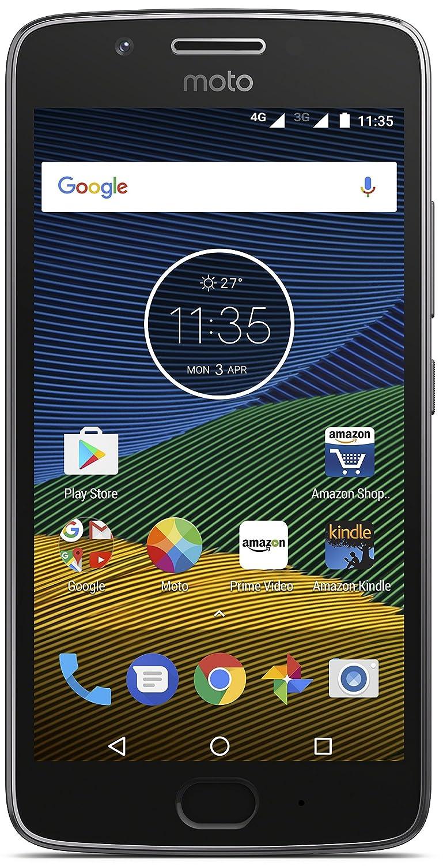 Moto G5 Price: Buy Motorola G5 Lunar Grey 3GB Mobile Online at Best ...