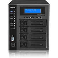 NAS Thecus WindowsStorage W4810 4bay Desktop-NAS 4GB RAM