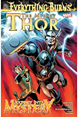 Mighty Thor / Journey Into Mystery: Everything Burns Kindle Edition