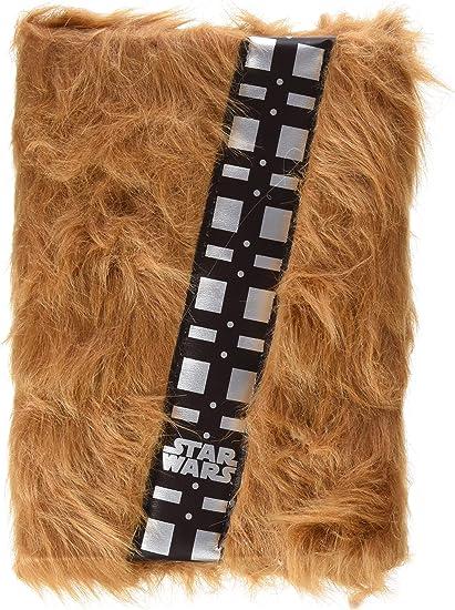 Star Wars Libreta Chewbacca - Cuaderno formato A5, efecto de piel ...
