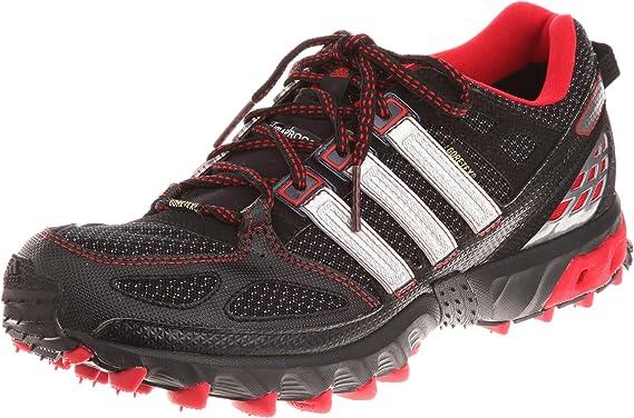 ayuda Desempacando huella dactilar  Amazon.com: Adidas Kanadia TR 4 GORE-TEX Trail Running Shoes - 13: Clothing