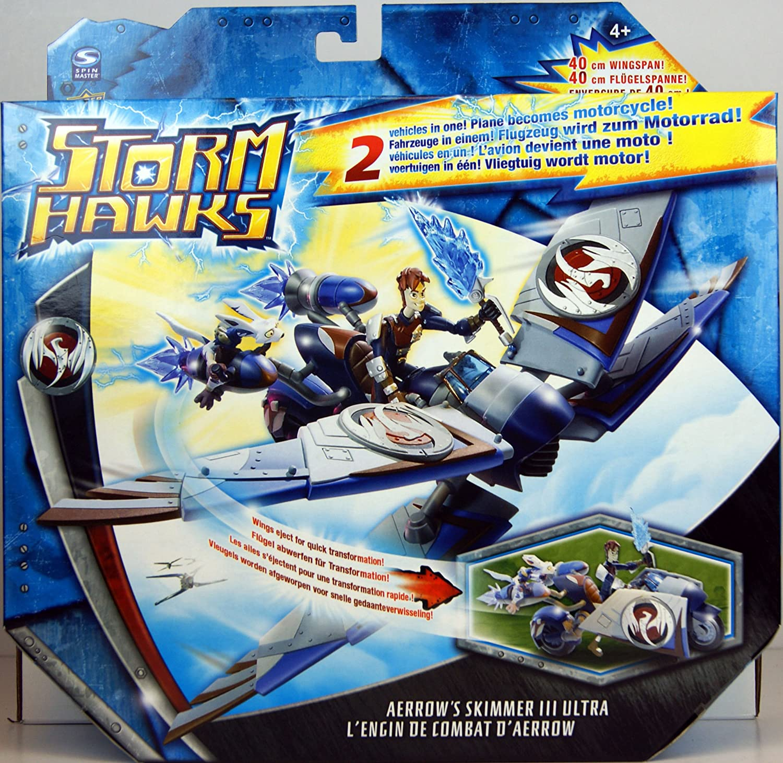 Storm Hawks Aerrow/'s Skimmer III