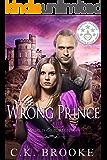 The Wrong Prince: A Fantasy Romance Novel (World of Jordinia)