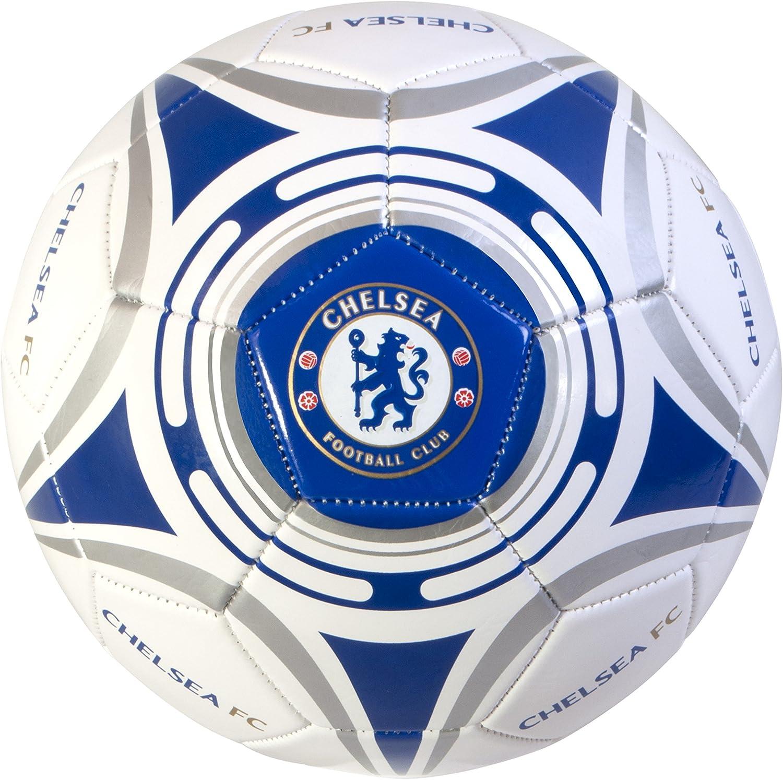 Chelsea FC ch03455 – Balón de fútbol Unisex niños, Azul: Amazon.es ...