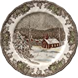 Johnson Brothers Friendly Village 10-Inch Dinner Plate