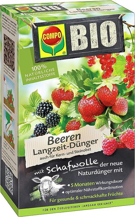 Compo 20298 orgánico Berry Lento-de liberación rápida ...