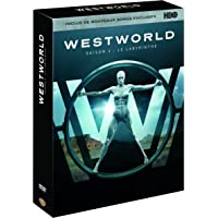 WestWorld - Saison 1 - DVD - HBO