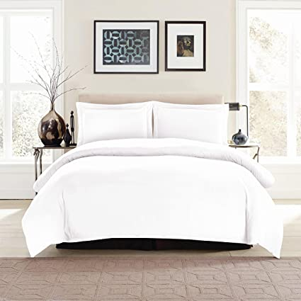 Superbe Lux Decor Collection Duvet Cover Set, Soft Egyptian Quality Hotel Luxury  Queen Premium Bedding Duvet