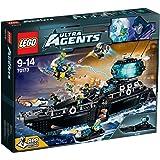 Lego Ultra-agent Ultra agent Ocean Headquarters 70173