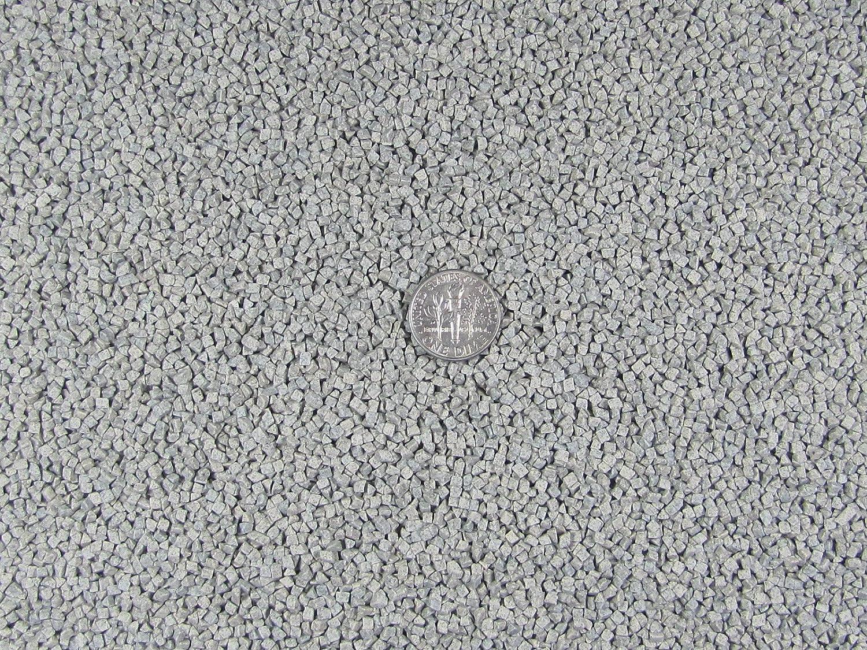 2 mm X 2 mm Fast Cutting Triangle Abrasive Ceramic Porcelain Tumbling Tumbler Tumble Media 6 Lb