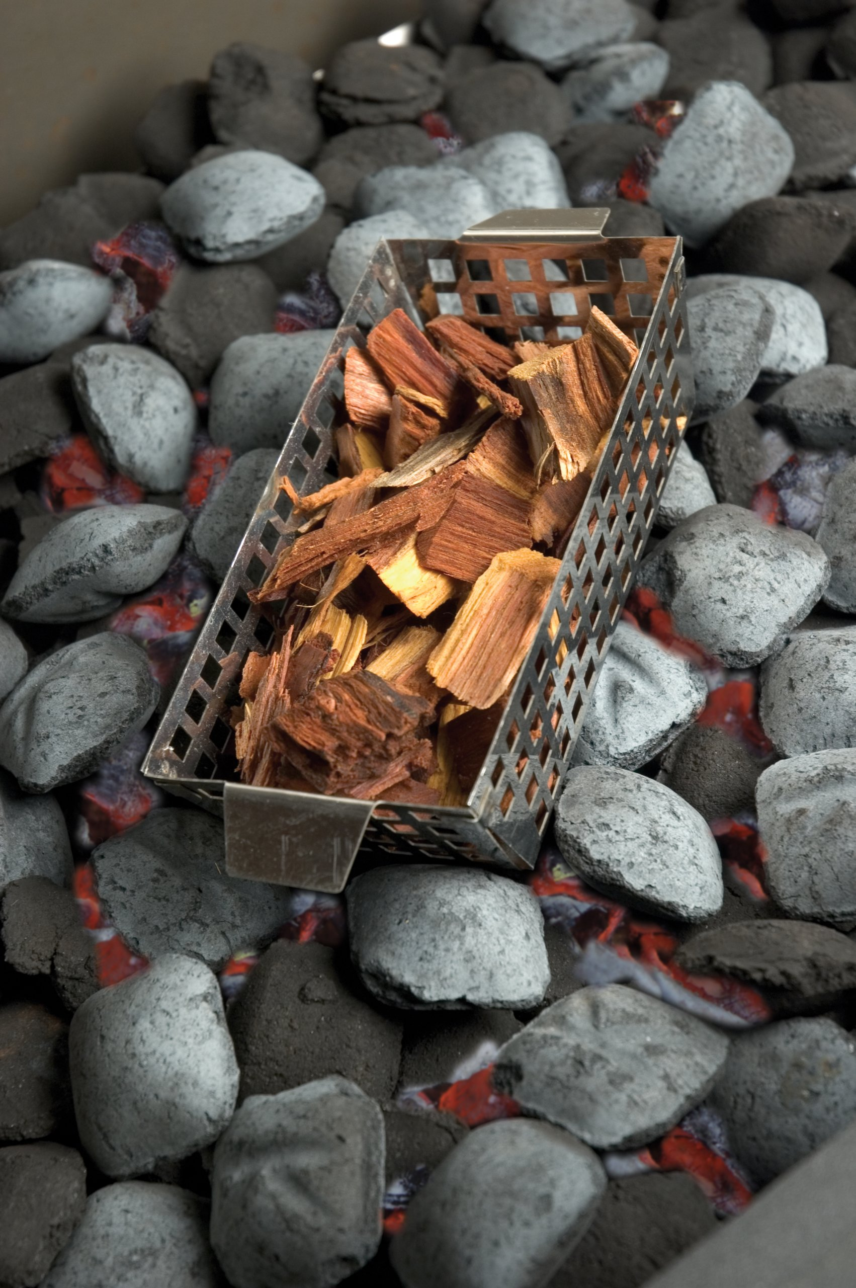 Steven Raichlen Best of Barbecue Wood Chip Soaker Set