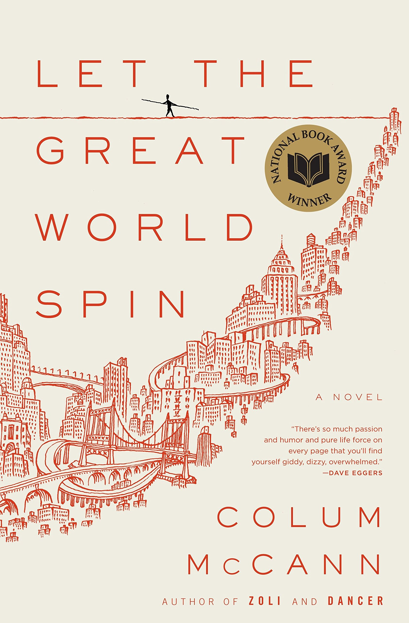 8536548b23 Amazon.fr - Let the Great World Spin  A Novel. - Colum McCann - Livres