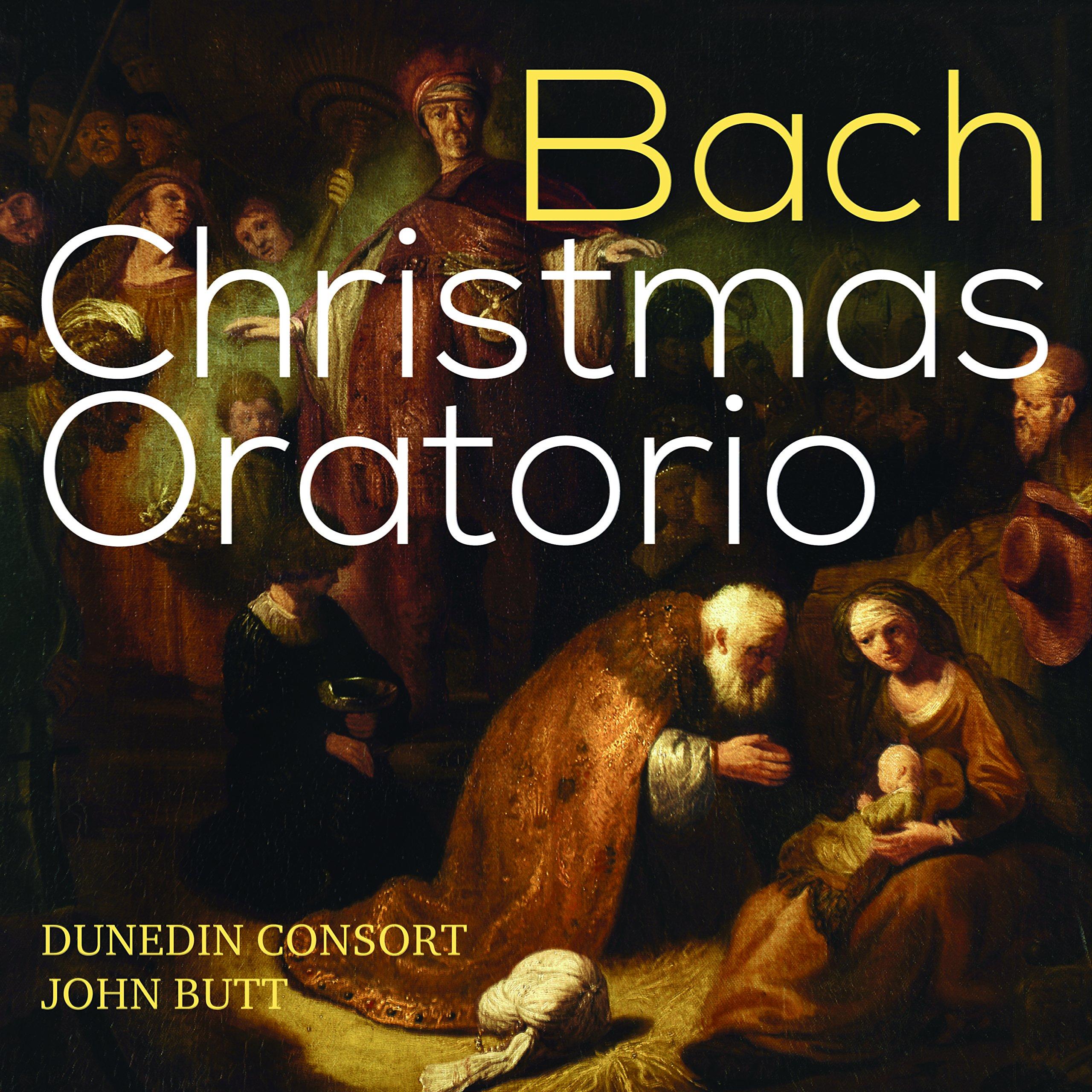 J.s. Bach: Christmas Oratorio by Linn Records