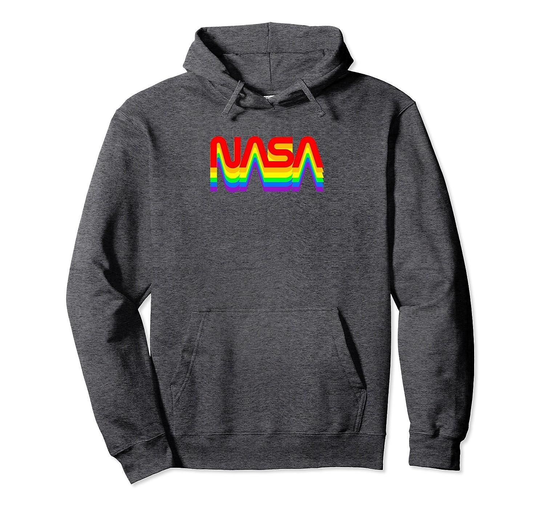 428fa30c5ca5 NASA hoodie space worm logo-TH - TEEHELEN