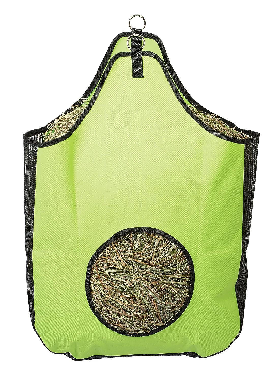 Lime Green Weaver Hay Bag Cordura w Mesh