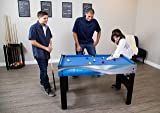 Hathaway Matrix 54-In 7-in-1 Multi Game Table