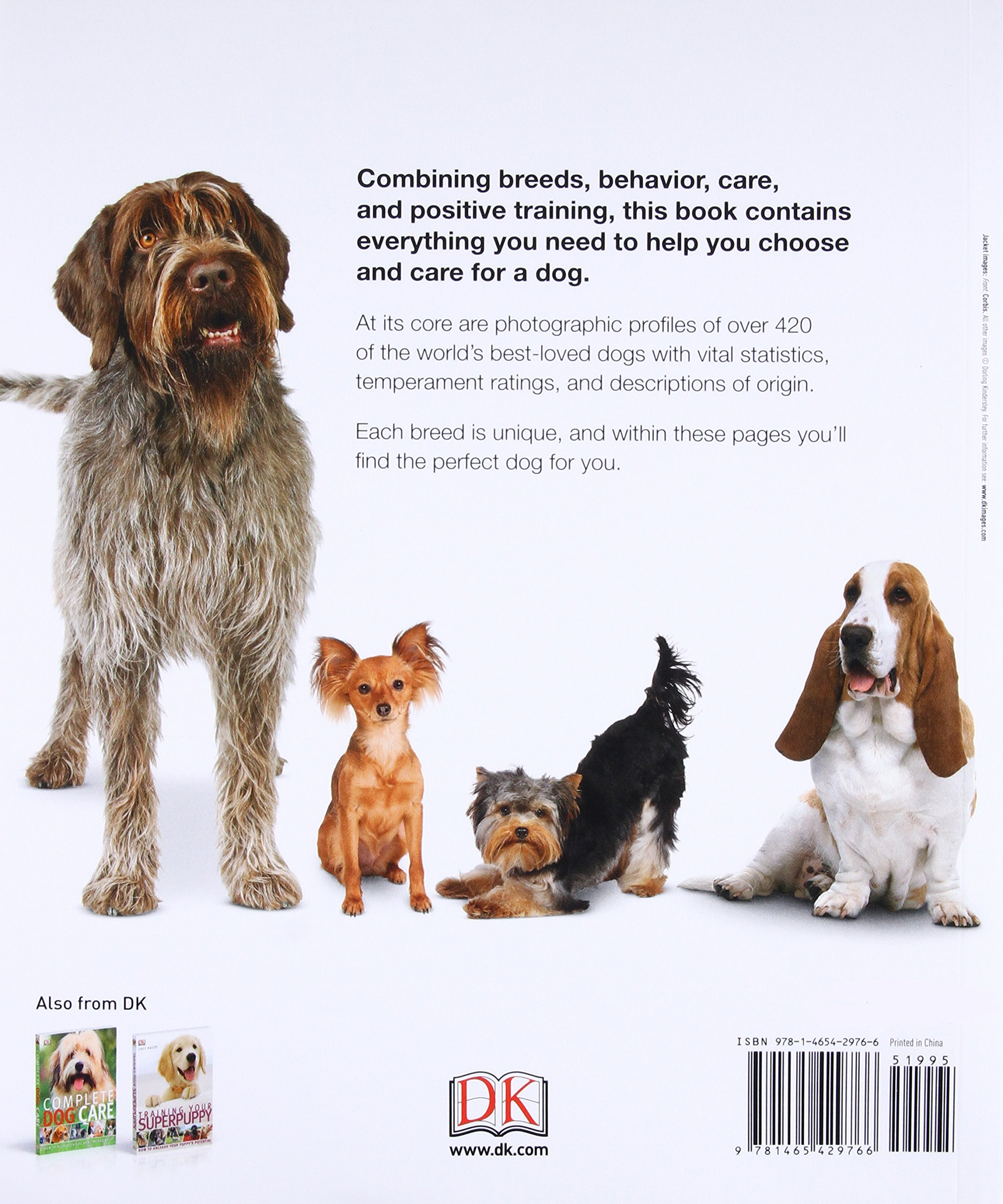 The Complete Dog Breed Book Choose The Perfect Dog For You Dk