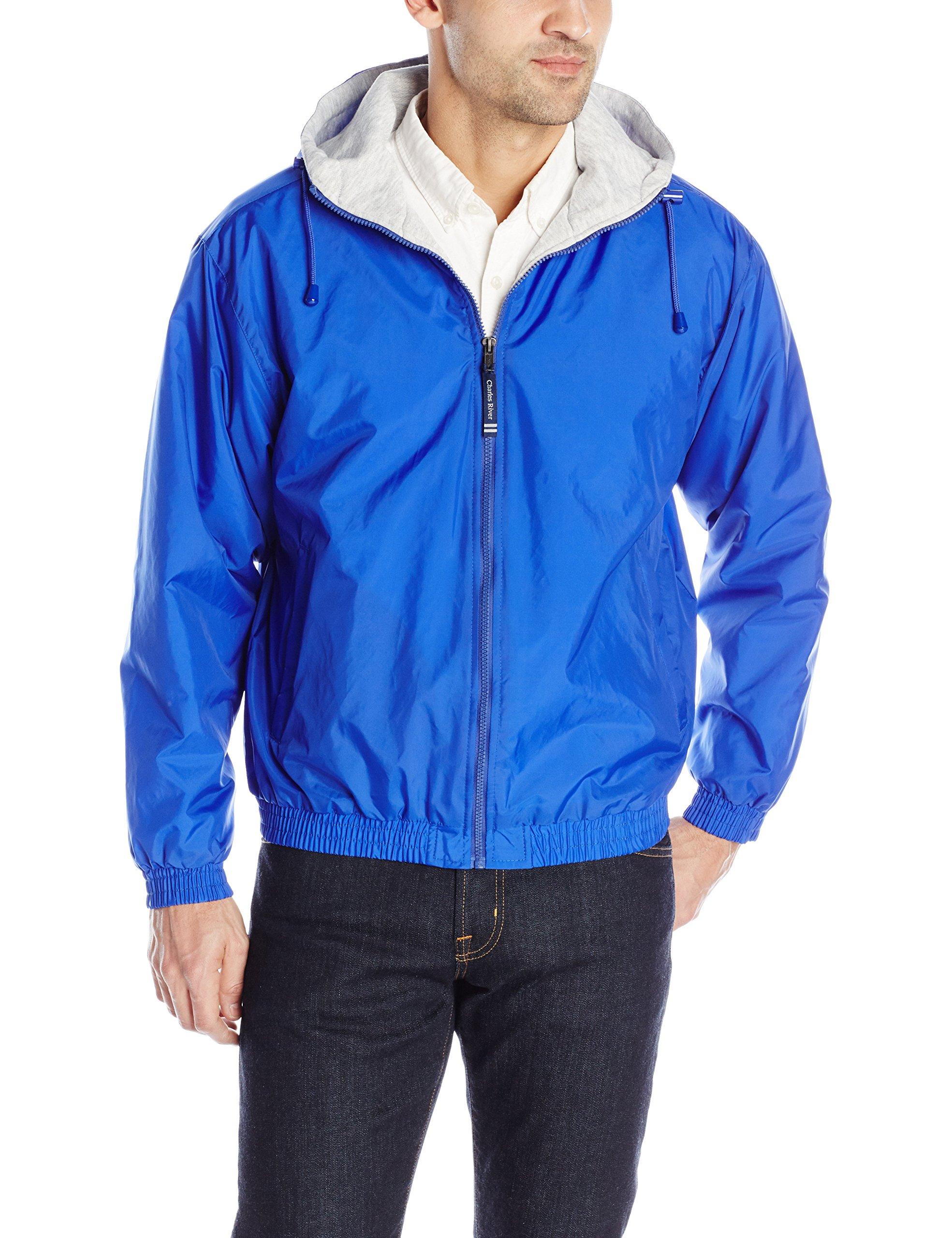Charles River Apparel Men's Performer Jacket, Royal, XXX-Large