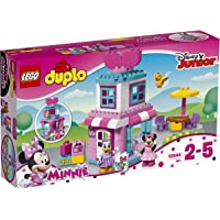 LEGO 乐高  拼插类 玩具  DUPLO 得宝系列 米妮的蝴蝶结精品店 10844 2-5岁 婴幼