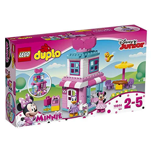 LEGO DUPLO Disney - La boutique de Minnie - 10844 - Jeu de Construction