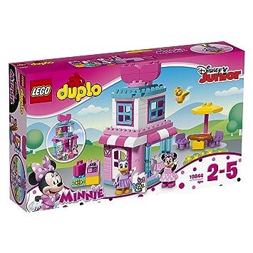 Lego Uk 10844 Minnie Mouse Bow Tique Construction Toy Lego Amazon