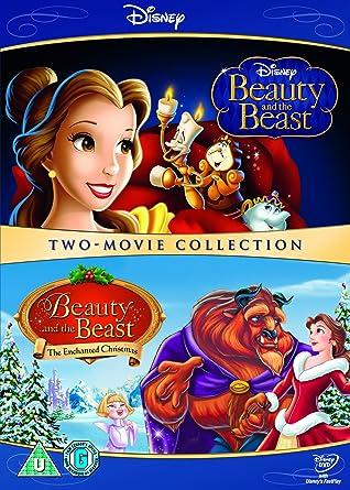 Beauty & The Beast/Beauty & The Beast The Enchanted Christmas DVD ...