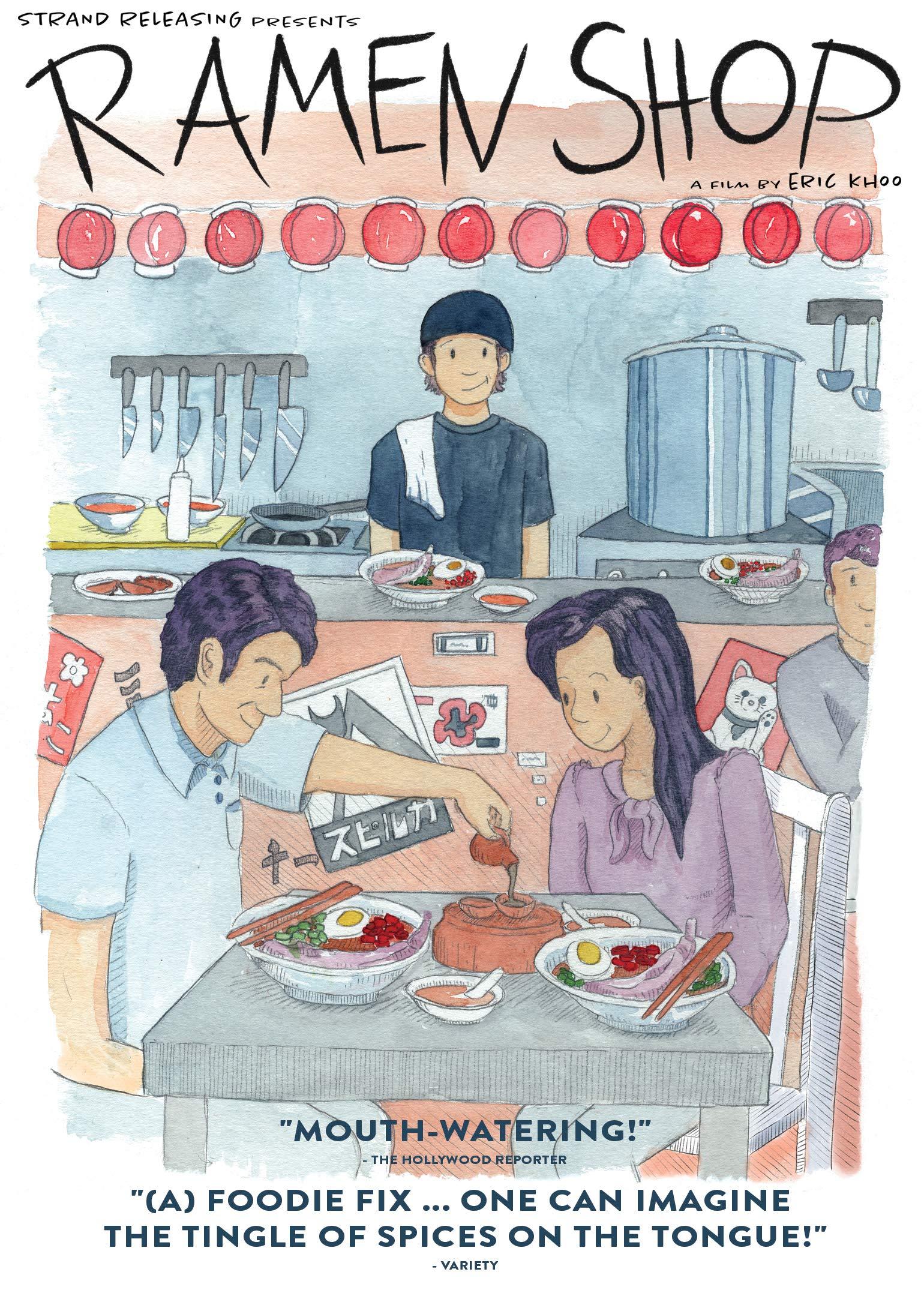 Book Cover: Ramen Shop