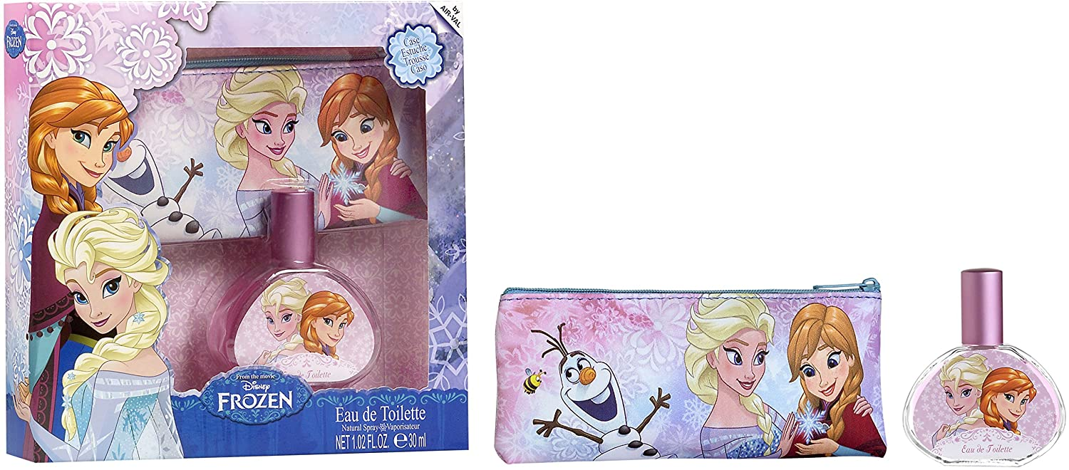 Disney Frozen Set contains EDT 30 ml and Pencil Case Air-Val International 5136