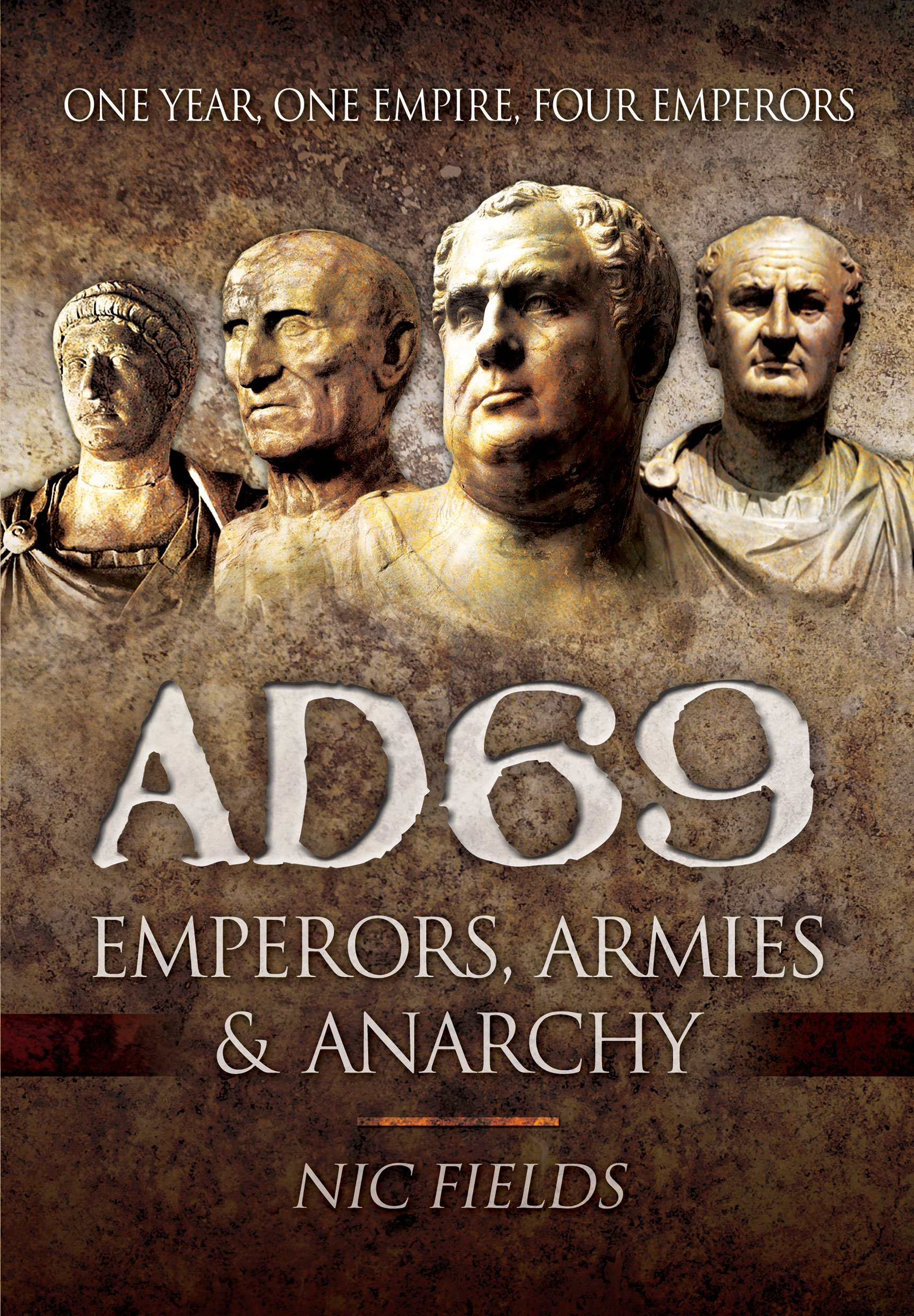Download AD69: Emperors, Armies and Anarchy pdf epub
