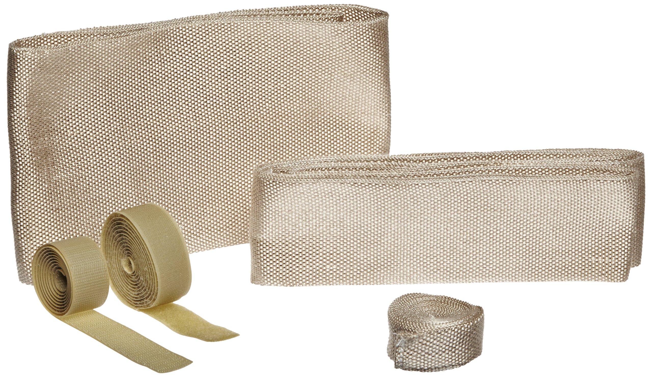 Glas-Col InsulEze 100G IK210 Insulating Kit includes 3 x 1/32'' Thick Fiberglass Tape