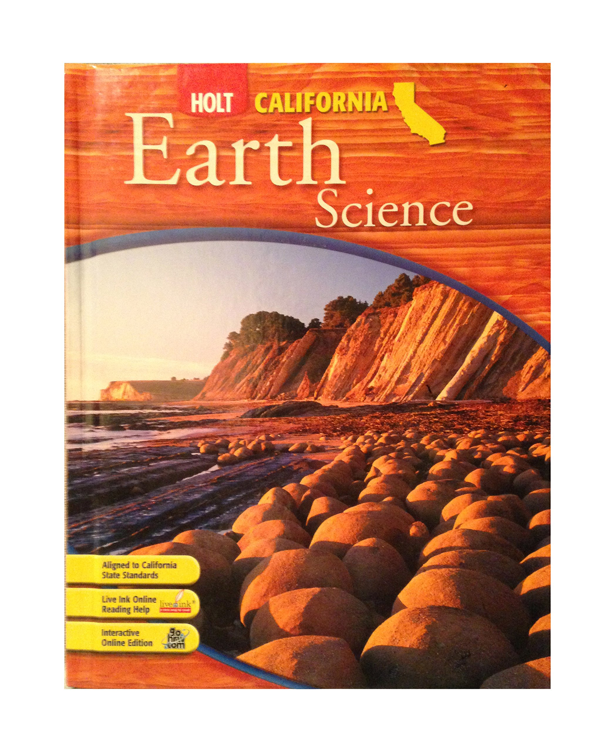 worksheet Holt Earth Science Worksheets holt science california student edition grade 6 earth 2007 rinehart and winston 9780030426582 amazon com books