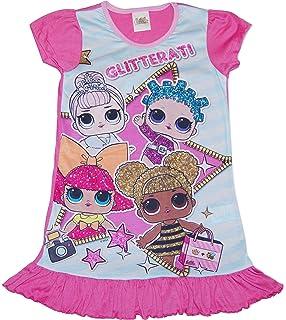 f7a3f0e3e0ed Despicable Me Girl's Kid's Unicorn Nightie 'I Believe in Fluffy ...