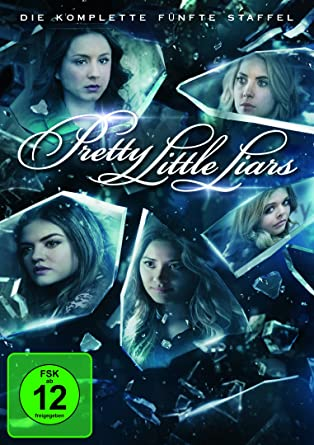Pretty Little Liars - Die komplette fünfte Staffel [Alemania] [DVD]