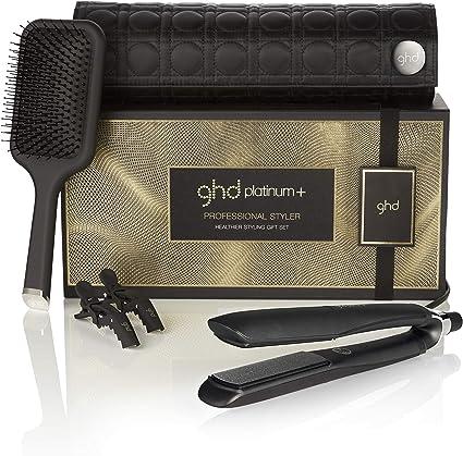 ghd healthier styling gift set - Set de regalo plancha de pelo profesional ultra-zone: Amazon.es: Salud y cuidado personal